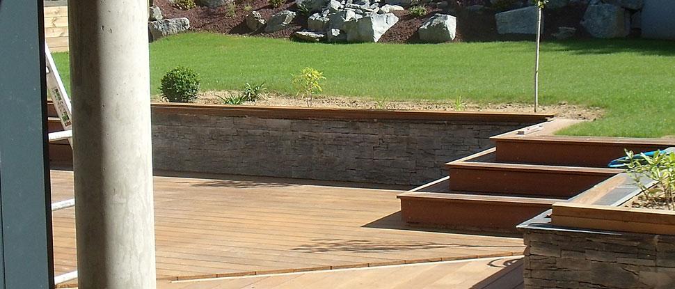 terrasses bois composite yohimb paysagiste. Black Bedroom Furniture Sets. Home Design Ideas